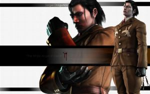 Sergei Dragunov -Widescreen- by DriftingFeather