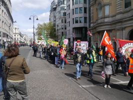 May Day March 2 by Party9999999