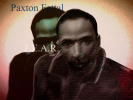 Paxton Fettel F.E.A.R. by FranklyDead
