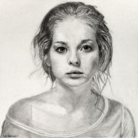 Ksenia in Graphite by SHParsons