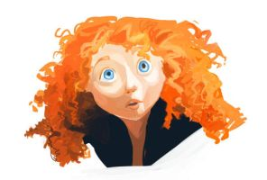 Merida by n0ireclipse