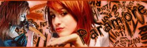 Paramore Signature by Cre5po