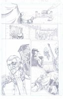 Victorian Four Page 1 Pencils by rahl4810