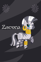 Zecora Iphone BG by TecknoJock