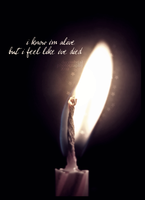 + I Know I'm Alive + by decembrial