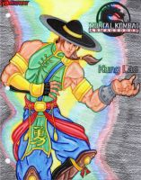 Mask: Kung Lao of MKA by Princess-Flopy-13