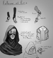 Follower of Eris - Part 2 by BagelHero-Works