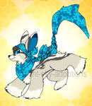 Offer to Adopt Scarfy!! CLOSED PENDING by Night-Sky-Adoptions