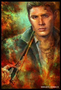 Dean Winchester - The Colt by Petite-Madame