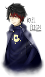 Axel Feign by SiimplyOwl