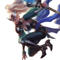 Victorious Janna Render by lextranges