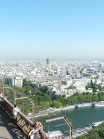 From the Eiffel Tower by ultimalitho
