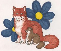 Happy Meowthers Day by selunca