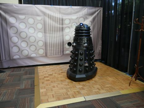 Dalek Cas! third picture posted. by Earth-Girl-42