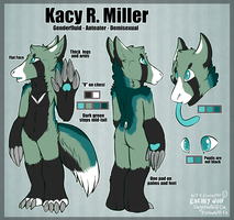 ::Kacy Ref 2015:: by DogsTeeth