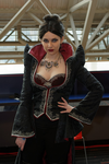 Regina the Evil Queen 1 - Mtl ComicCon 2015 by Silyah246
