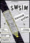 Typographic poster SWSIM by Pylcu