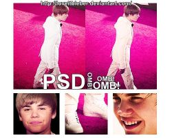 PSD OMB by LoveitBieber