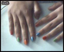 nails by dcoolit