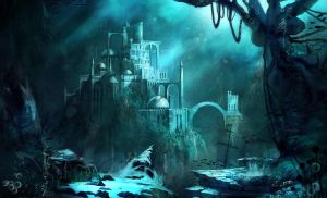The Lost City by artofjokinen