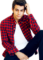 Dylan O'Brien PNG by IamSmiler
