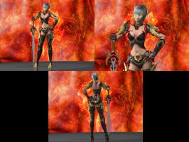 Lilias Armor Demo by Primantis
