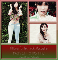 [PHOTOPACK] Tiffany for 1st Look Magazine by hihyenmi2