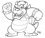 Bowser by FlintofMother3