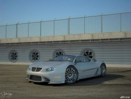 BMW Subsido Concept 7 by cipriany