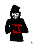 Mister Babadook by Laukku2000