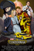 Condorman Reboot Poster by thedream86