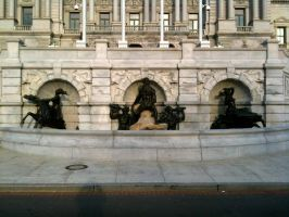 Neptune's Court by 44NATHAN