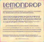 Lemondrop by nymphont