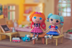 Lalaloopsy Girls by cyristine