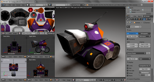 WIP Tanke by ArtVStudio