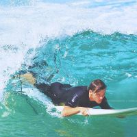Louis goes surfing by DirectionForLyfe