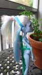 Abbey Bomidable Monster High Doll OOAK Repaint by ChrysalisCreations
