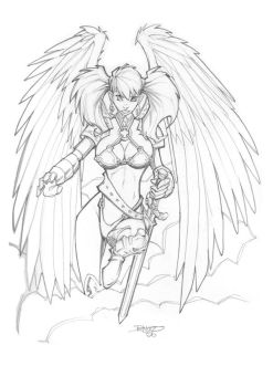 FINAL Pencils for ANGEL 5 by rantz