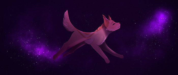 Space by FlamyCrystal