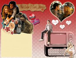 Gossip Girl Layout by dreaminit
