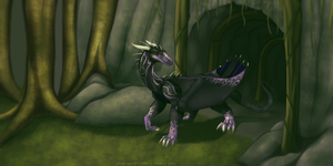 Commission - The Enclave by FireDragon97