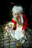 Thief King Bakura by DaisyDA