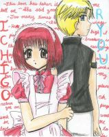 This Love- RyouxIchigo by Tamao