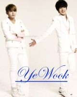 YeWook by A-k-a-KoJaThai
