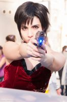 Ada Wong Cosplay by Solipsis79