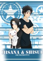 Request ~ For TokyoKitty19 : Hisana and Shisui by ChibiStarProductions
