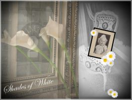 shades of white by Smile4daBirdy
