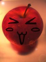 Apple from the Shinigami realm by roxanna14madalane