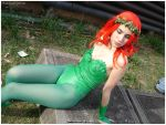 Poison Ivy Cosplay by palchan