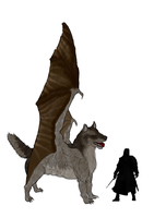 Wolfgriphon by orcbruto